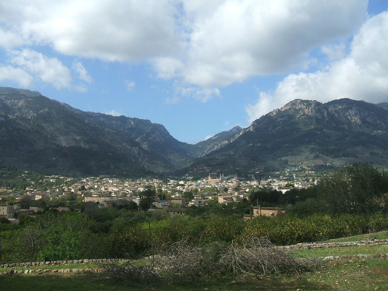 Andratx to Sóller