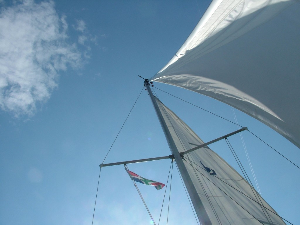sailing in Majorca