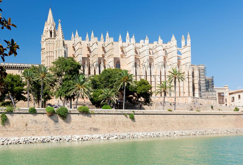 La Seu Cahtedral Majorca